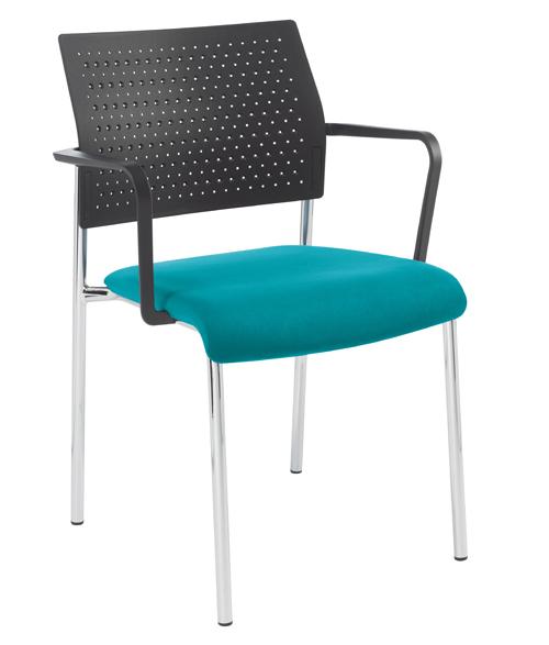 кресла и стулья для посетителей и переговорных bld qubo