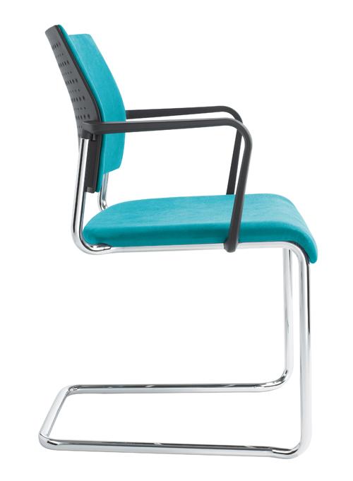 кресла и стулья для посетителей и переговорных bld qubo 91
