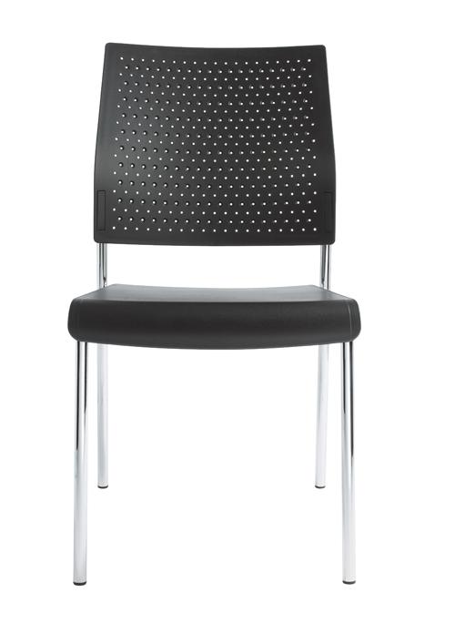 кресла и стулья для посетителей и переговорных bld qubo 13