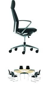 немецкие кресла для офиса futura