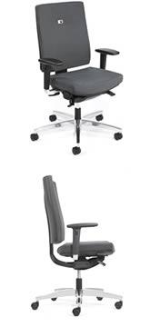 современные офисные стулья и кресла linea