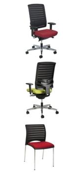 стильные офисные стулья и кресла lineanetz